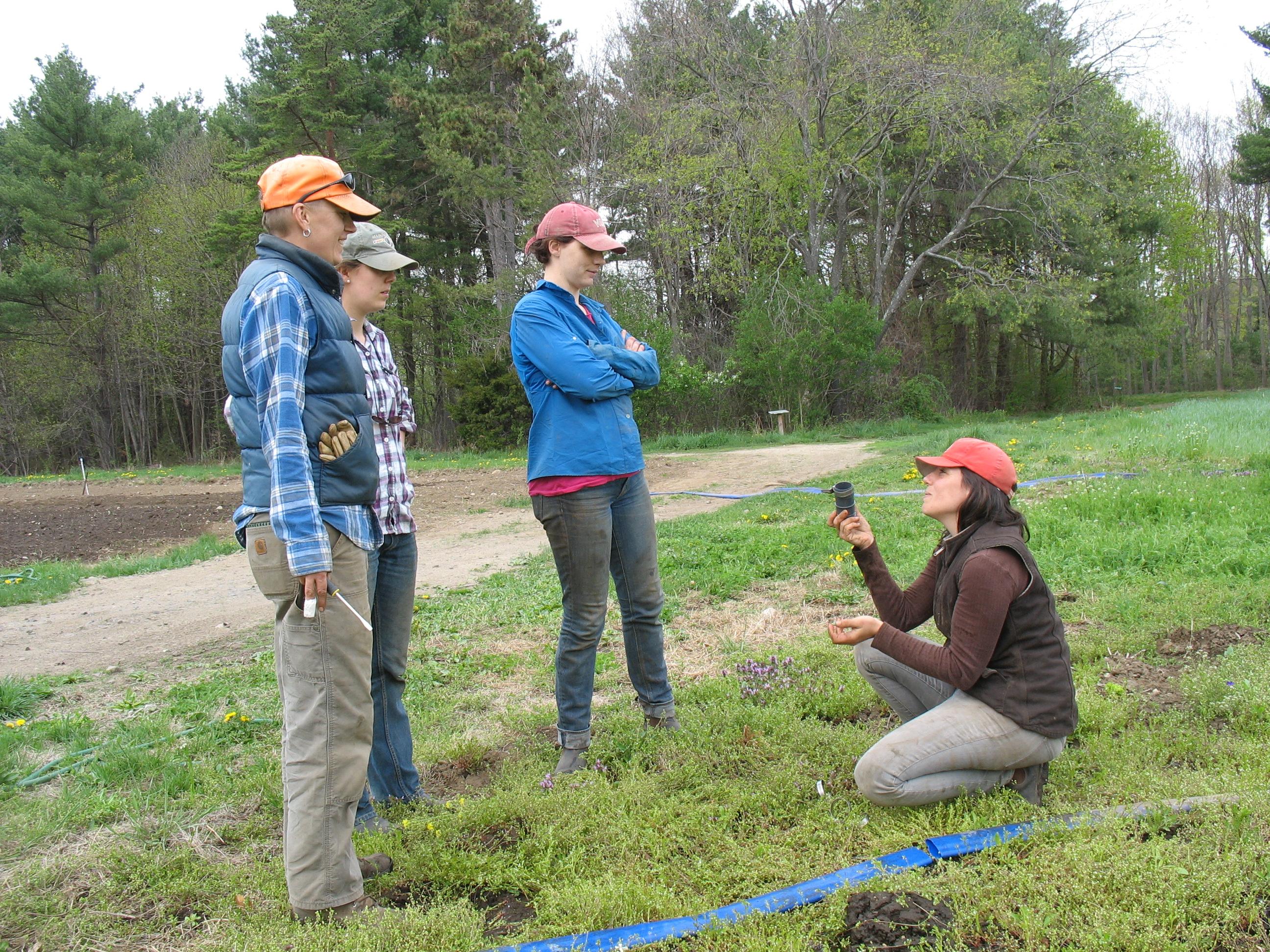 irrigation talk
